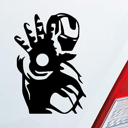 Whfmrwj Auto Aufkleber und Abziehbilder Drohne Pilot UAV Schwarz Auto Autoaufkleber wasserdichte Sonnencreme Reflektierende Auto Aufkleber R/ückspiegel Auto Aufkleber