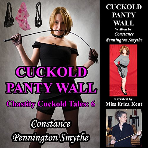 Cuckold Panty Wall audiobook cover art