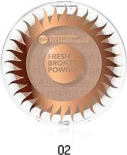 Bell–polvo bronceadora (hipoalergénico (Bronzer o polvos de sol)