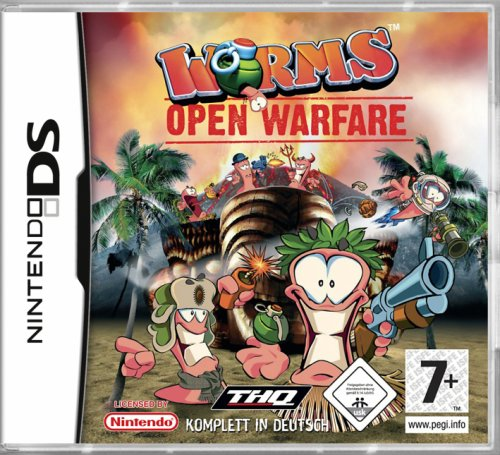 Worms: Open Warfare [Software Pyramide]