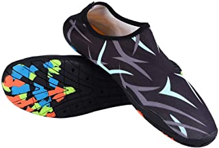 Yuanhua 1 Snorkeling Shoes, Outdoor Water Shoes Beach Surfing Shoes for Water Sports