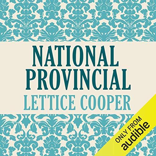 National Provincial audiobook cover art