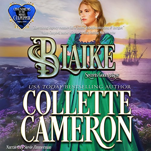 Blaike: Secrets Gone Askew audiobook cover art