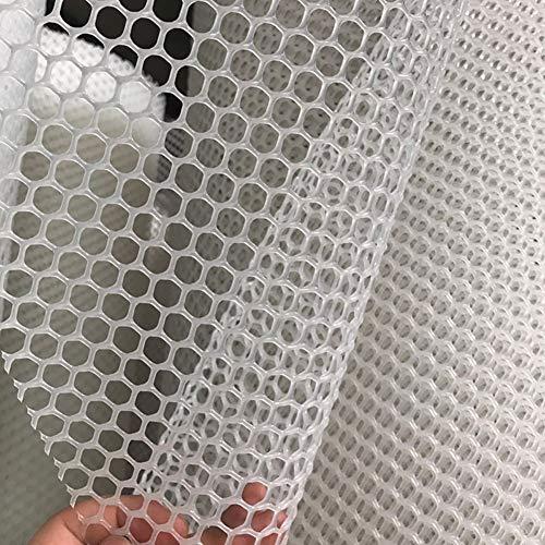 Plastic Trellis-gaas Gevogelte-gaas - Stevig Net Plastic Gaas Gevogelte-gaas Hoge Sterkte Plastic Gevogelte Hek Bloemplanten Ondersteuning Mesh Tijdelijke Afrastering (Size : 1mx1m)