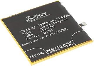 cellePhone Akku Li Polymer kompatibel mit Meizu Pro 5 (Ersatz für BT56)