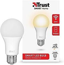 Trust Smart Home Smart WiFi ledlamp E27