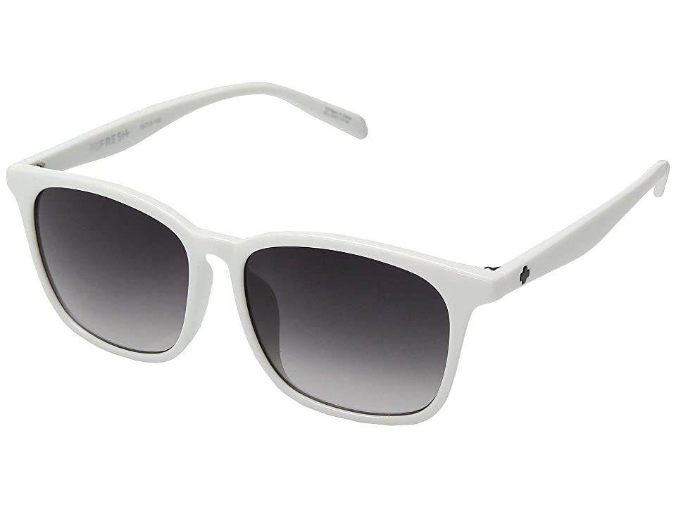 eff4a0fc6fc9e Spy Optic Cooler (White Navy Fade) Fashion Sunglasses