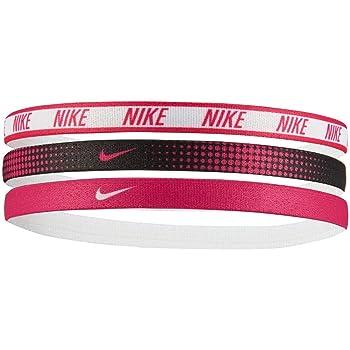 dedo índice Profeta Contar  Nike Women's Swoosh Headband, Black/White, OSFM: MainApps: Amazon.de:  Bekleidung