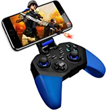 Mobile Gaming Controller,KINGEAR Wireless Android Controller Gamepad Comptible for Android and iOS Game