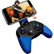 Mobile Gaming Controller,KINGEAR Wireless Gamepad Comptible for Android and iOS Game