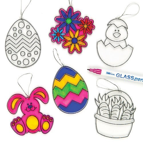 Easter Craft Kits Amazon Co Uk