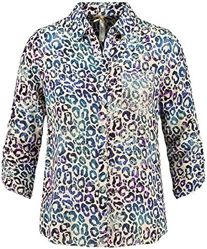 Key Largo Damen Bluse Attraction 3 4-Arm
