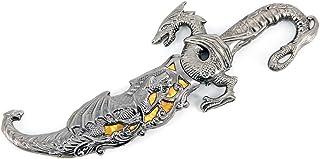 "Vulcan Gear 10"" Fantasy Dragon Dagger Blade Knife Sword - Choose Your Color"