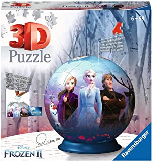 Ravensburger Disney Frozen 2-72 Piece 3D Jigsaw Puzzle For Kids Age 6 Years and Up