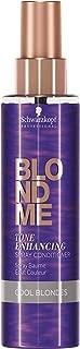schwarzkopf blonde me spray