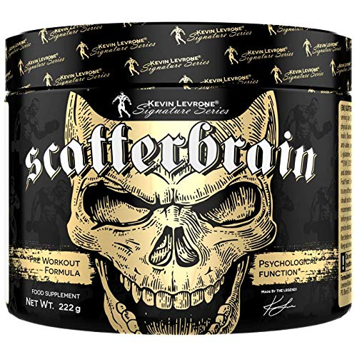 Kevin Levrone Signature Series Scatterbrain 222g - Pre-workout booster - Lemon Lime