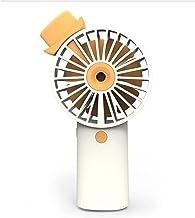 HO-TBO Mini Fan 3 Speed Mini Draagbare Ventilator Handheld Oplaadbare USB Koeling Desktop Ventilator Geschikt Voor Outdoor...