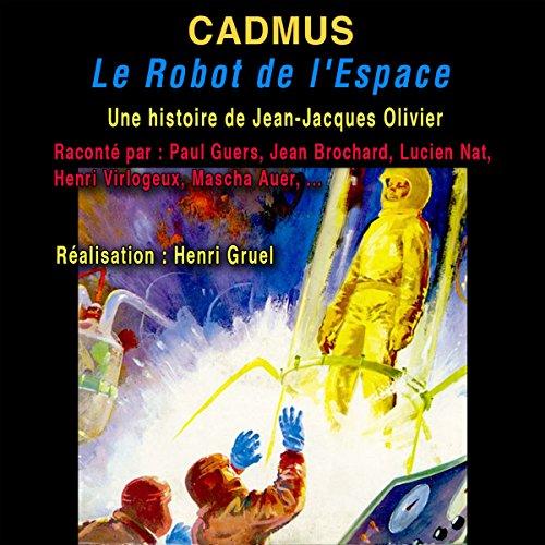 Couverture de Cadmus