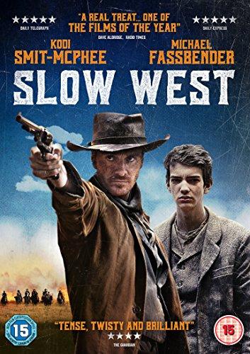 Slow West [DVD] [2017]