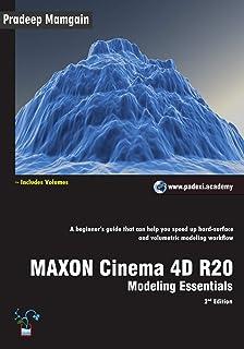 MAXON Cinema 4D R20: Modeling Essentials