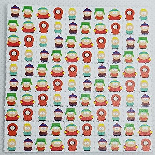 South Park Blotter Art Psychedelisch Kunst LSD Kunst Acid Kunst Papier Psychedelisch Geschenk