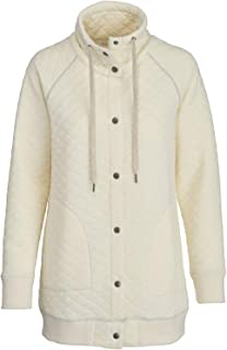 Woolrich Women's West Creek Quilted Long Jacket