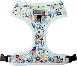 Heads Up For Tails Song of Spring Reversible Mesh Dog Harness (Small)
