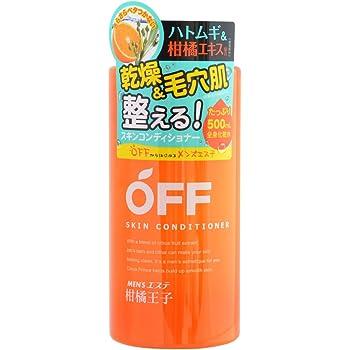 柑橘王子 スキンコンディショナー L 500ml