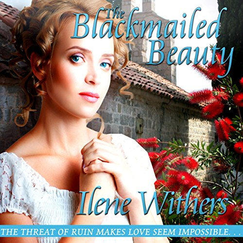 The Blackmailed Beauty audiobook cover art