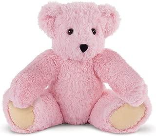 Vermont Teddy Bear Teddy Bears for Babies - Pink Teddy Bear, 15 Inch, Pink