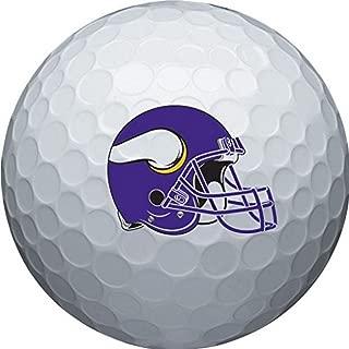 NFL Minnesota Vikings Golf Ball, Pack of 6