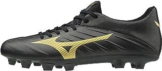 [ミズノ] メンズ レディース サッカー スパイク レビュラ2 V3 REBULA2 V3 ブラック×ゴールド P1GA1875 50