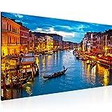 Wandbilder Venedig Italien 1 Teilig Modern Vlies Leinwand