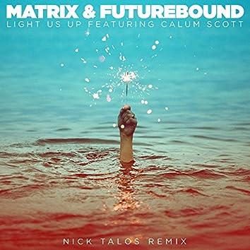 Light Us Up (feat. Calum Scott) [Nick Talos Remix]