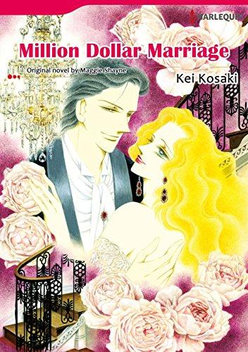 Million Dollar Marriage: Harlequin comics (English Edition)