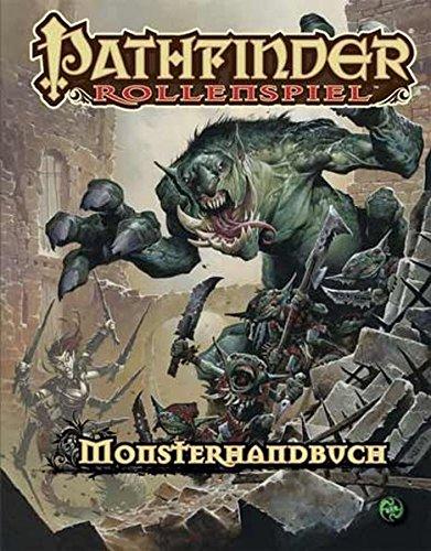 Pathfinder Monsterhandbuch Taschenbuch (Pathfinder: Fantasy-Rollenspiel)