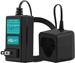 Creabest New Li-ion 12V Battery Charger Compatible with Ridgid R82049 AC82049 R82059 AC82059 130188001