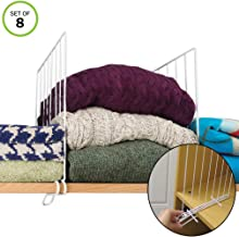 Best inexpensive shelf dividers Reviews