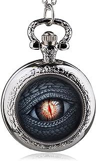 SW Watches Reloj De Bolsillo De Cuarzo, Relojes De Época Para Hombres De Mujer Regalos