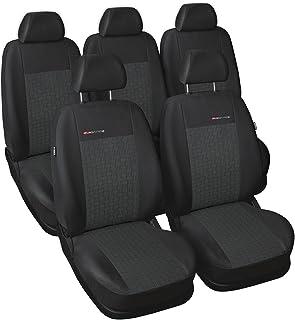 Corolla Verso todo el año Negro Single Cubierta de asiento Resistente al agua Durable Heavy Duty