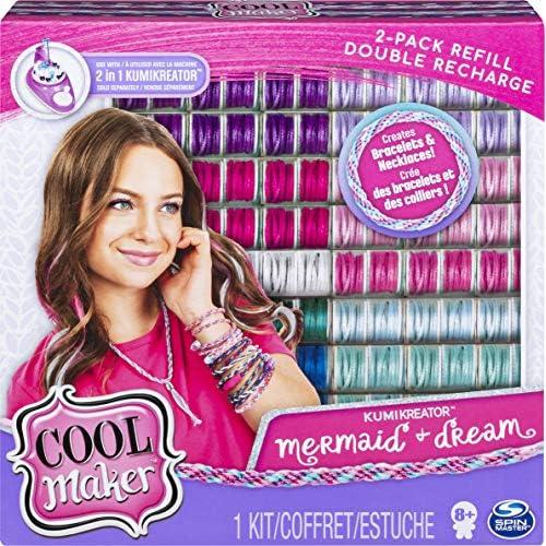 Cool Maker 6053898 - Cofanetto Kumi Creator Deluxe - Fabrique Fino a 5 Braccialetti