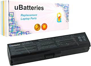 UBatteries Compatible 96Whr Battery Replacement for Toshiba Satellite M645-S4050 M640-ST2NX1 M640-ST3N01X M645-S4045 M645-S4047 M645-S4048 M645-S4049-12 Cell, 8800mAh