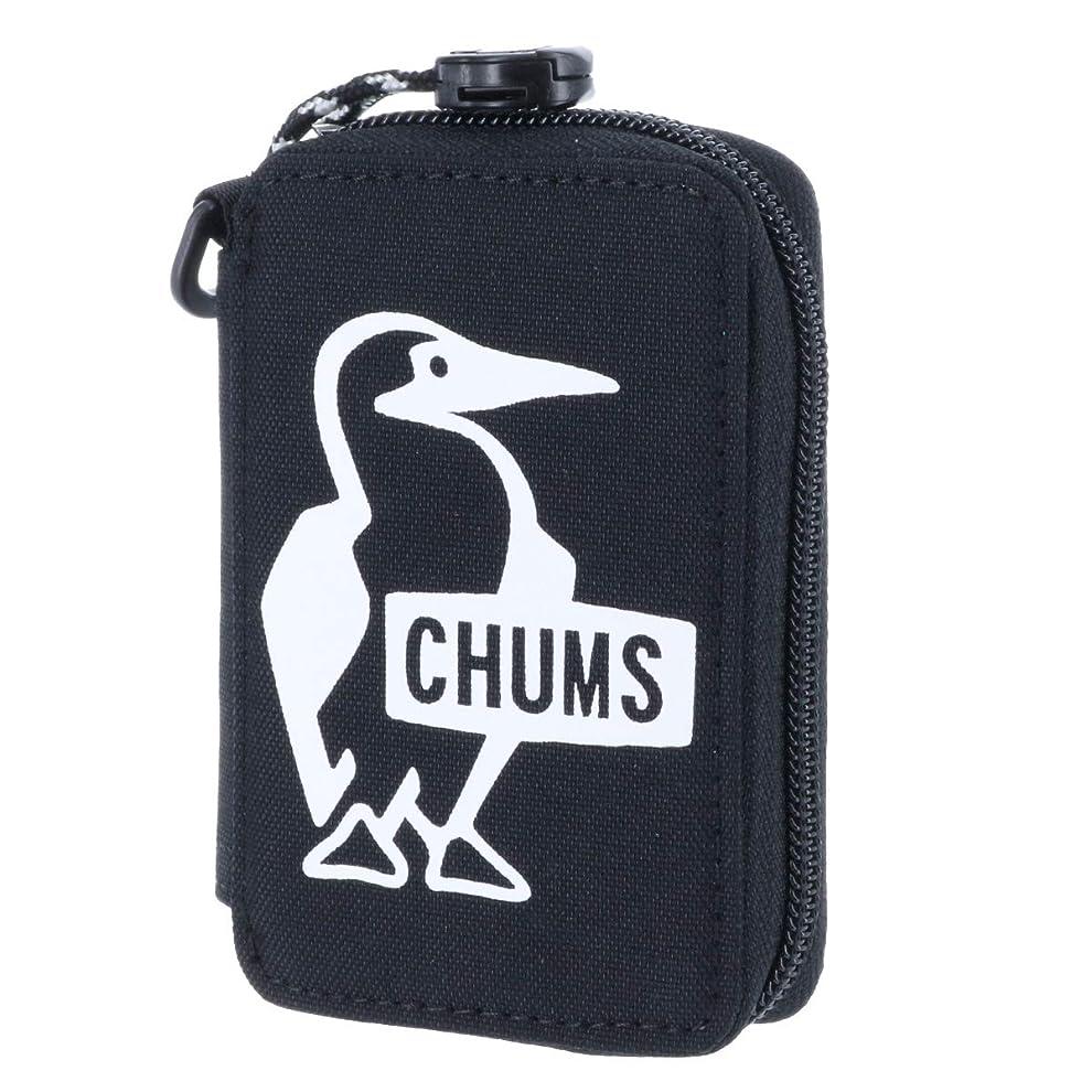 外向き吸う洗練(チャムス) CHUMS キーケース [CORDURA ECOMADE] [Eco Key Zip Case/エコキージップケース]