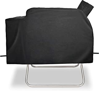 QuliMetal GMG-4012 Grill Cover for Green Mountain Grills Davy Crockett Grill