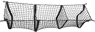 Envelope Style Trunk Cargo Net with 3 Pockets for Corvette 2015-2019