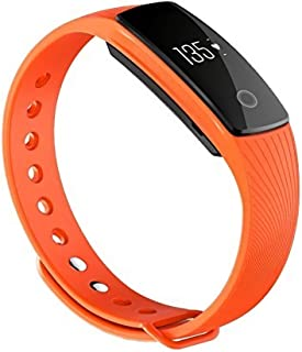 Makibes id107 Pulsera Inteligente BT 4.0 Heart Rate Monitor Smartband Pulso Deporte Fitness Tracker para Android iOS