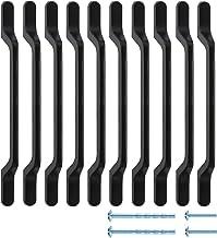 10 stuks meubelgrepen 128 mm zwart kastgrepen keukengrepen aluminiumlegering kast moderne stanggreep