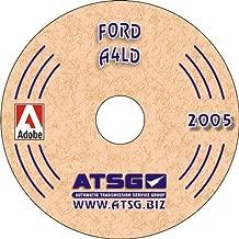 Ford 5R55S 5R55W ATSG Rebuild Manual Transmission Service Overhaul Book Techtran