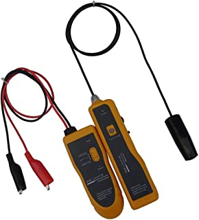 Noyafa D3IN0580-B Underground Cable Wire Locator, Easily Locate Pet Fence Wires, Metal Pipes, Electrical Wires, Telephone Wire, Coax Cable