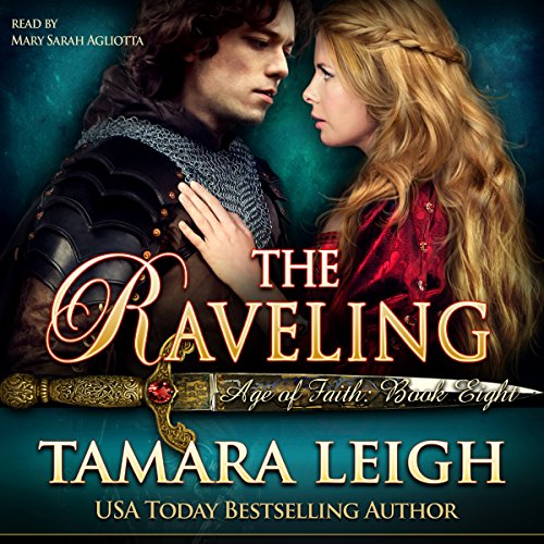 The Raveling audiobook cover art